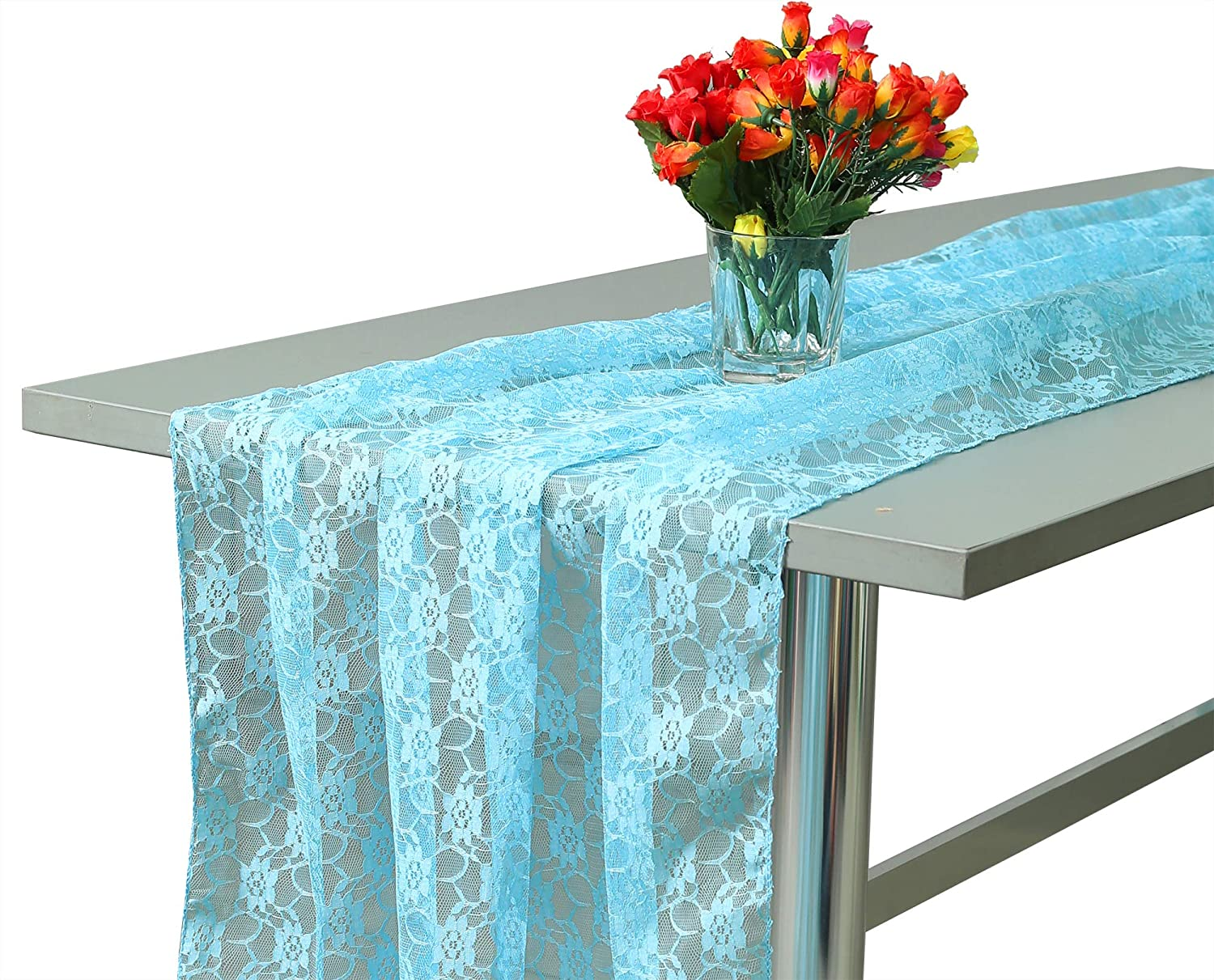 mds Pack of Max 59% OFF 25Wedding 27 x Max 75% OFF 170 Weddin for Runner Table inch Lace
