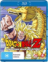 Dragon Ball Z: Remastered Movie Collection 2 (Blu-ray)