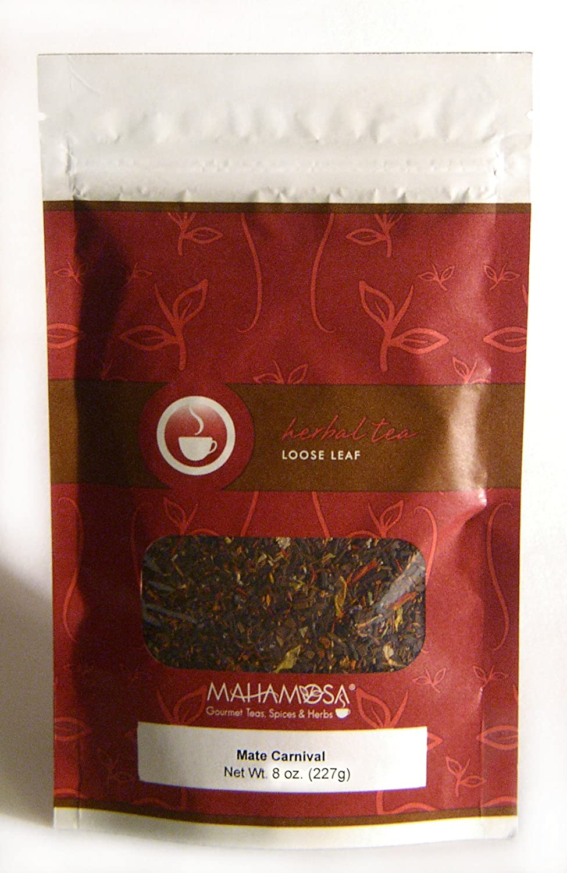 Mahamosa Yerba Mate Herbal Tea and Car oz Oklahoma City Mall 8 Set: Max 54% OFF Filter