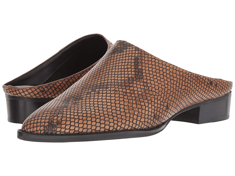 Dolce Vita Aven (Brown Snake Embossed Leather) Women