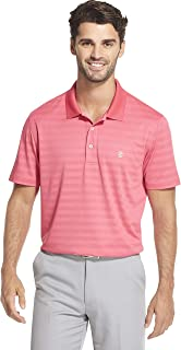Men's Golf Clubhouse Short Sleeve Stripe Polo