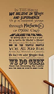 Best in this house we do geek customizable Reviews