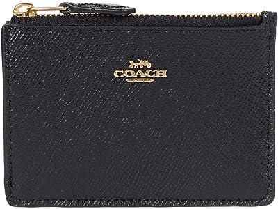 COACH Box Program Crossgrain Mini ID Skinny