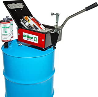 AeroVent 3X Aerosol Can Disposal & Recycling System