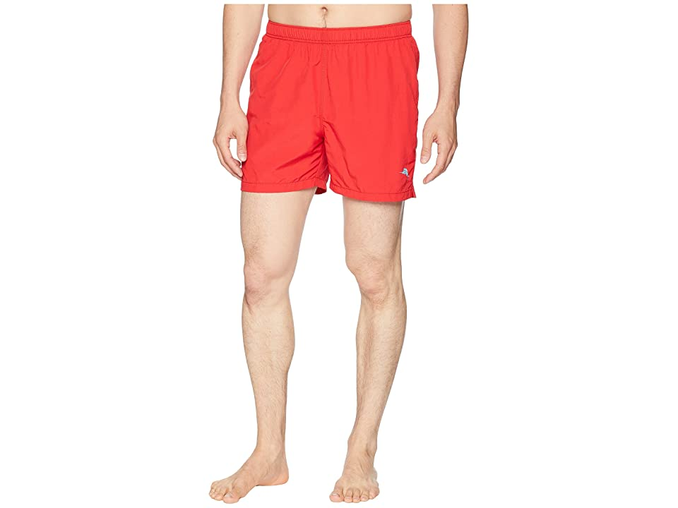Tommy Bahama Naples Bay Swim Trunk (Ribbon Red) Men