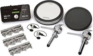 Yamaha DTX Deluxe Hybrid Electronic Drum Pack with DTX502 Module, TP70, XP80, Triggers and Mounts