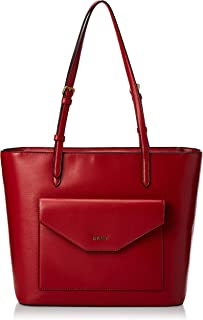 DKNY Womens Shopping Bag, Red (Bright Red) - R94A3F28