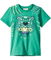 Kenzo Kids - Jungle Design Tee (Toddler/Little Kids)