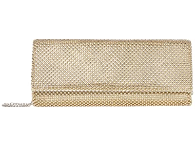 Jessica McClintock Bre (Light Gold) Handbags