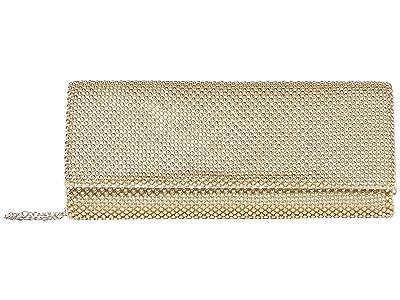 Jessica McClintock Bre (Light Gold) Handbags