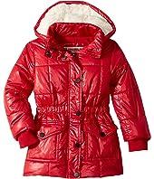Jane Long Puffer Jacket (Little Kids/Big Kids)