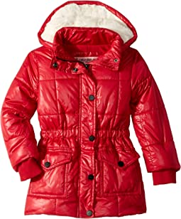 Jane Long Puffer Jacket (Little Kids/Big Kids)