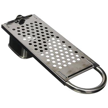 Danesco Stainless Steel Spaetzle Maker, 12 by 4.5-Inch