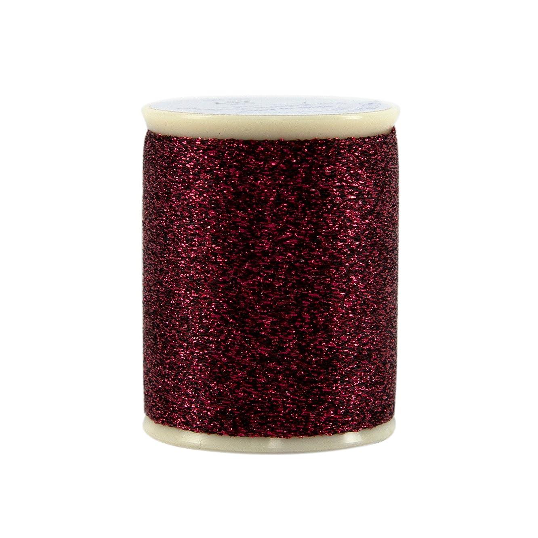 Superior Threads 120012XX257 Razzle Dazzle Sparkling Amethyst 8W Polyester Metallic Thread, 110 yd