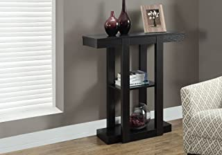 Monarch Specialties Hall Console Accent Table, 32