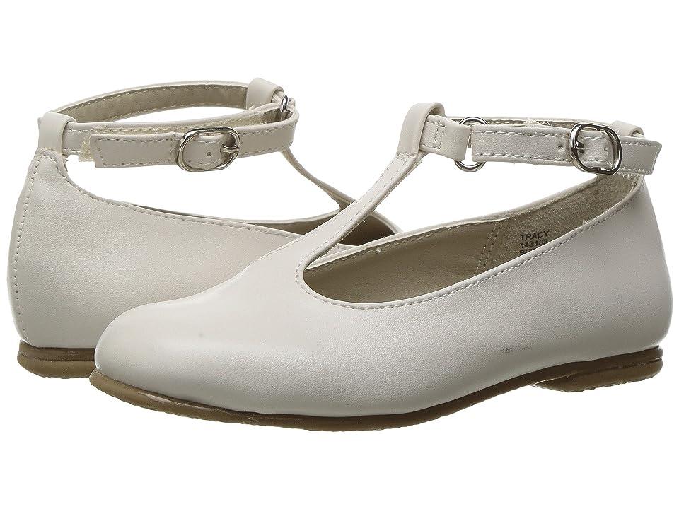 Jumping Jacks Kids Balleto Tracy (Toddler/Little Kid/Big Kid) (Bone) Girls Shoes