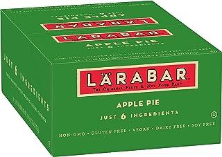 Larabar, Gluten Free Bar, Apple Pie, Vegan (16 Bars)