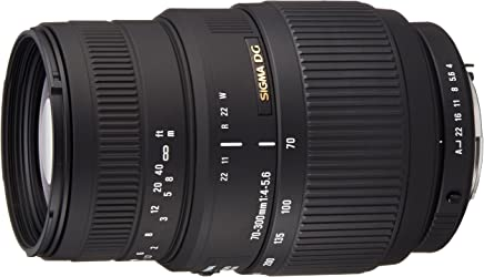 Sigma 70-300mm f/4-5.6 DG Macro Telephoto Zoom Lens for Pentax SLR Cameras