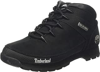 Euro Sprint Mens Boots Black