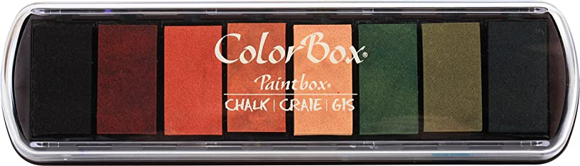 ColorBox Chalk Paintbox Cornucopia