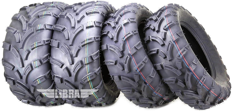 Set 2021 new 4 WANDA ATV tires 25x10-12 Soldering Kubota fit 1 RTV 09-16 25x11-12