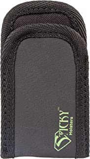 Sticky Holsters Mag Pouch Sleeve IWB/Pocket Black, One Size
