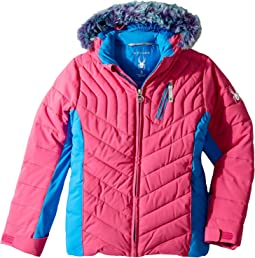 Spyder Kids - Hottie Faux Fur Jacket (Big Kids)