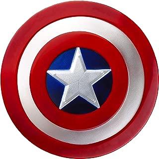 "Suit Yourself Captain America Shield for Children, Marvel Superhero Costume, Plastic, 12 3/4"" Diameter"
