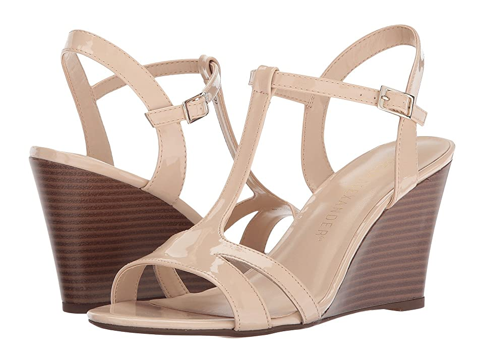c5bf695af7f7 Athena Alexander Andres (Nude Synthetic Leather) Women s Shoes