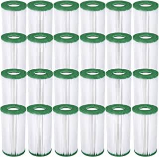Coleman Type III, Type A/C Replacement Filter Cartridge (24 Pack)