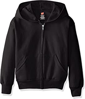 Hanes EcoSmart Fleece Full Zip Hooded Jacket