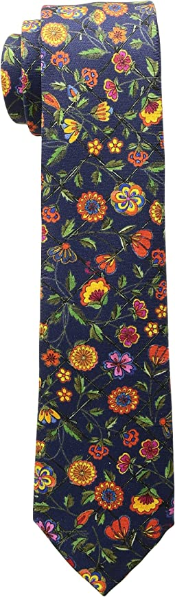 Paul Smith - Bright Floral 6cm Tie