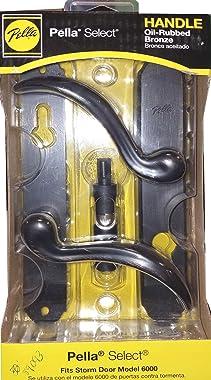 Pella Select Oil-Rubbed Bronze Storm Door Matching Handleset