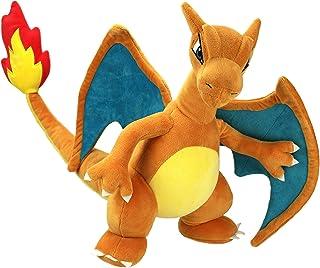 Bandai - Pokémon - Peluche 30 cm - Dracaufeu - WT95262