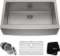 Kraus KHF200-33 Standart PRO Kitchen Stainless Steel Sink, 33 Inch