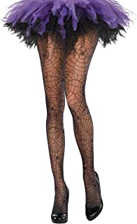 Spider Web Stockings
