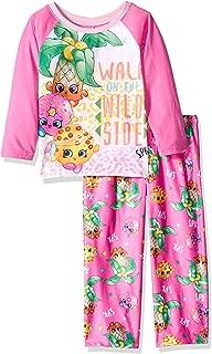 Shopkins Girls' Collectibles 2-Piece Pajama Set