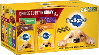 Pedigree Choice Cuts