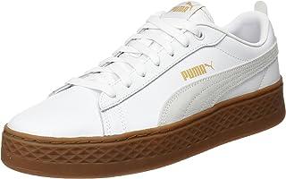 Puma Women's Smash Platform L Leather Sneakers