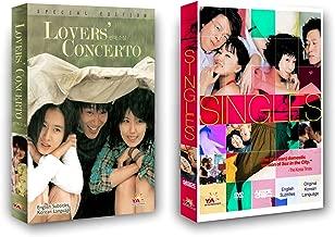 Korean Movie 2-Pack: Lovers Concerto + Singles