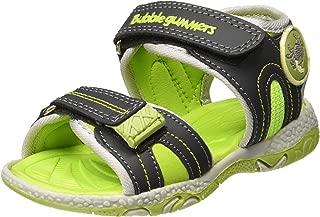 Bubblegummers Boy's ABEL Green Indian Shoes-6 Kids UK/India (24 EU) (1617624)