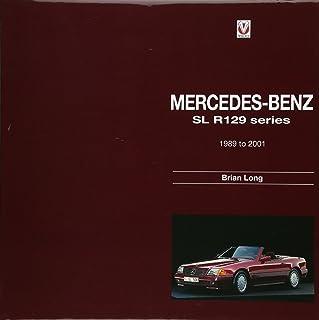 日本市場で強力 メルセデスベンツ:SLR129シリーズ1989年から2001年
