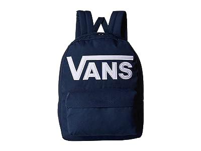 Vans Old Skool III Backpack (Dress Blues/White) Backpack Bags
