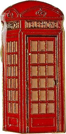 Adorable British Phone Box Lapel Pin / Phone Booth / Telephone Box / Phone Box London, England UK Souvenir! Souvenir/Speicher/Memoria! Red Metal and Enamel London, England British UK Collectable Phone Box Lapel Pin! A Totally Amazing and Detailed British Souvenir! Épinglette/Anstecknadel/Spilla/Perno de la Solapa!