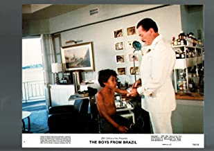 MOVIE POSTER: THE BOY'S FROM BRAZIL-GREGORY PECK-#6VF/NM-LOBBY CARD-1978 VF/NM