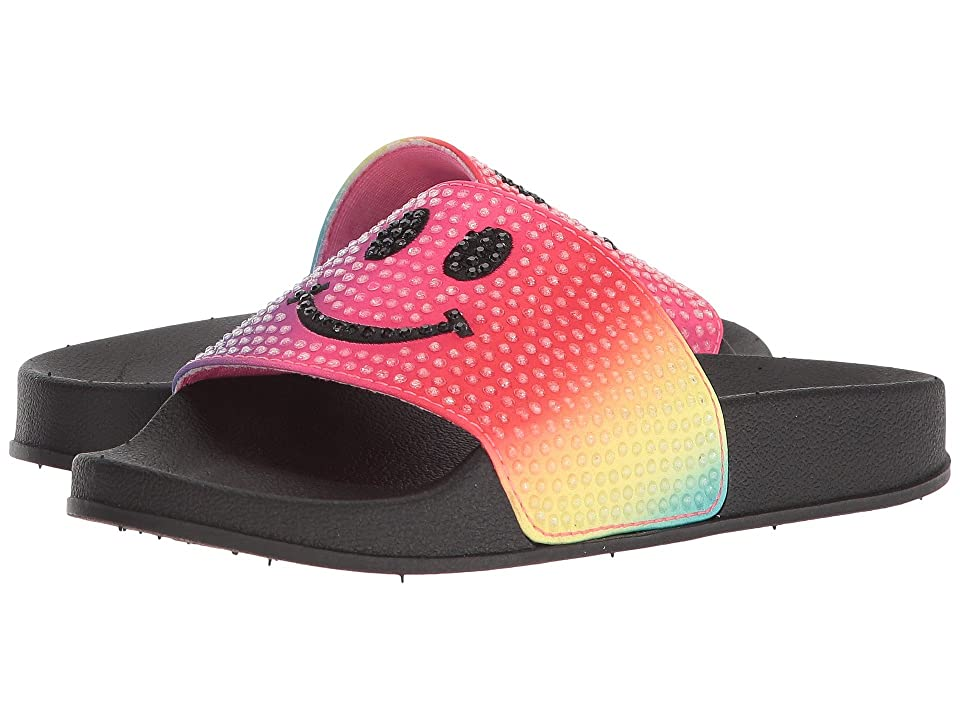 Steve Madden Kids Smirkey (Little Kid/Big Kid) (Rainbow Multi) Girls Shoes
