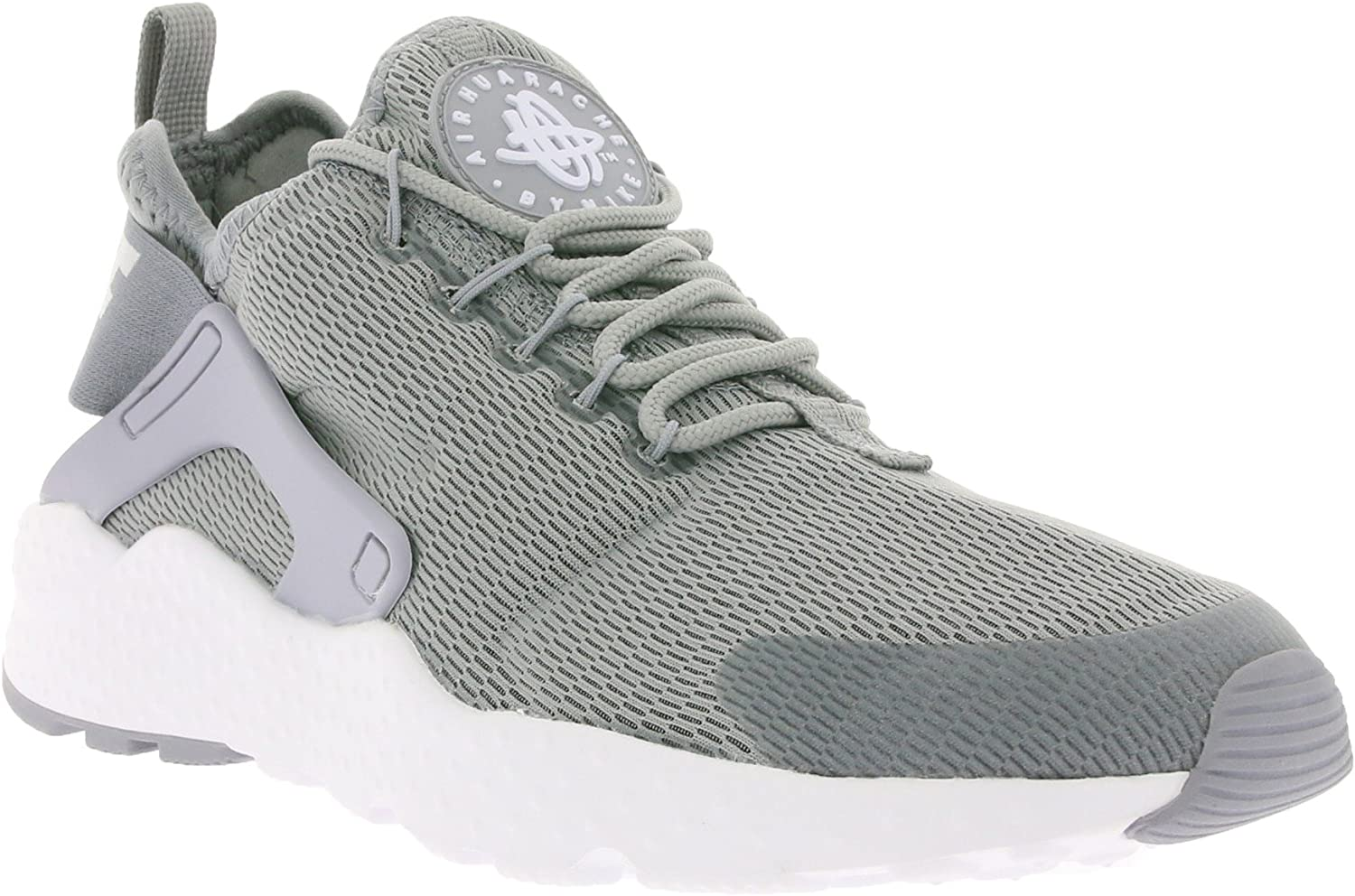 Nike damen Air Huarache Run Ultra Running Trainers 819151 Turnschuhe schuhe (US 12, stealth Weiß 003)