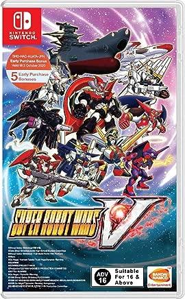 Super Robot Wars V, Switch