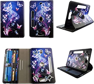 Galaxy Style Butterfly Tablet case 8 inch for Dell Venue Pro 8