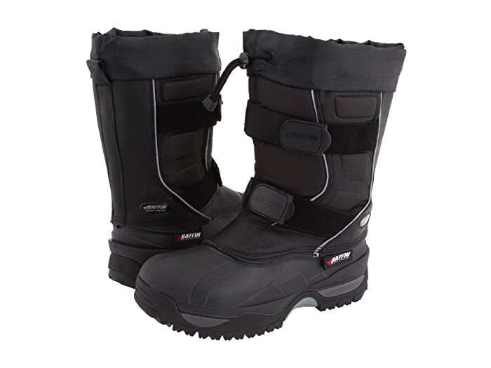 Baffin  Eiger (Black) Mens Cold Weather Boots